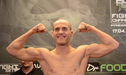 MMA Novosti: Intervju sa Slobodanom Maksimovićem oko njegove prve borbe u Americi!