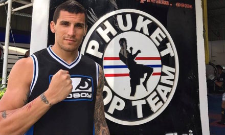 Ekskluzivno! Aleksandar Ilić je potpisao za Phuket Top Team! (VIDEO)