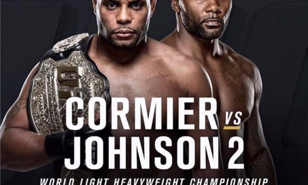Daniel Cormier protiv Anthony Johnsona na UFC210!
