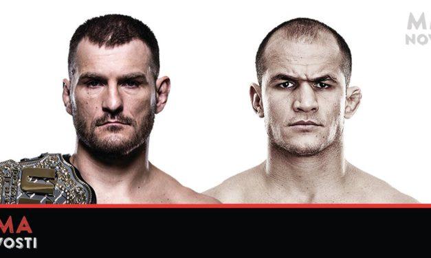 Glasine! Stipe Miočić protiv Junior Dos Santosa na UFC211!