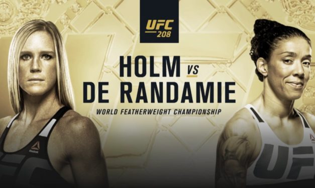 Extended Preview za UFC208! (VIDEO)