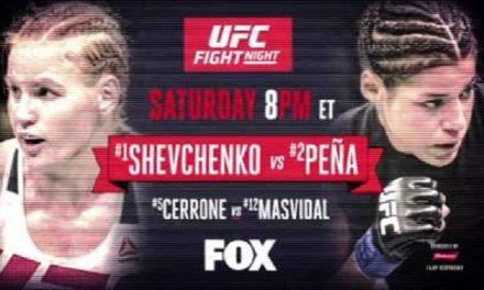 "Vreme i rapored borbi za ""UFC on FOX 23""!"