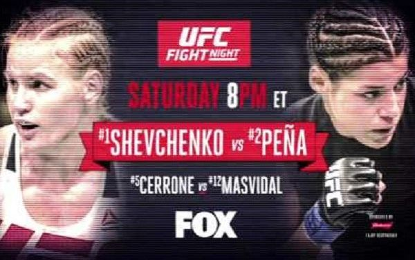 "Vreme i rapored borbi za ""UFC on FOX 23""!"