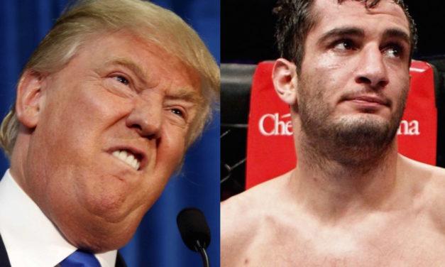 Donald Trump novim pravilom može da spreči borbu između Gegard Mousasia i Chris Weidmana!