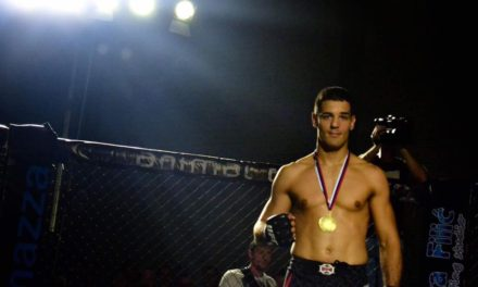 Aleksandar Stojičić: Cilj mi je da se što pre pojavim u nekoj velikoj MMA organizaciji!