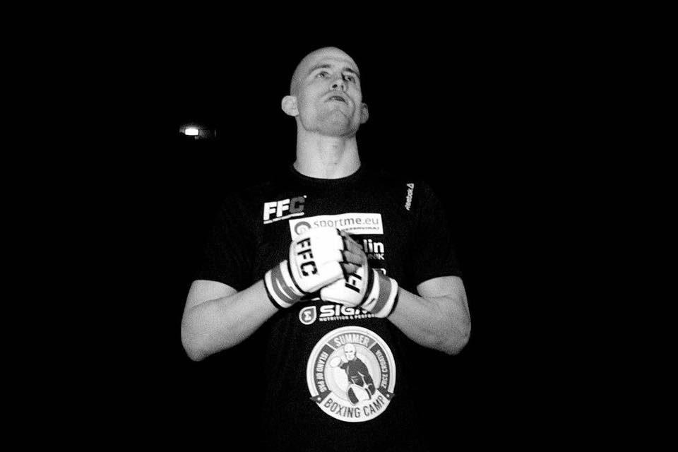 Luka Jelčić: Moj cilj je boriti se sa najboljima i ostaviti trag u ovom sportu!