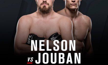 Gunnar Nelson protiv Alan Jouban u Londonu!