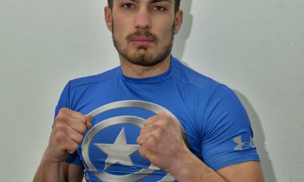 """Stefan Pošmuga uoči njegove prve profesionalne MMA borbe: """"Nokautiraću ga u prvoj rundi!"""""""
