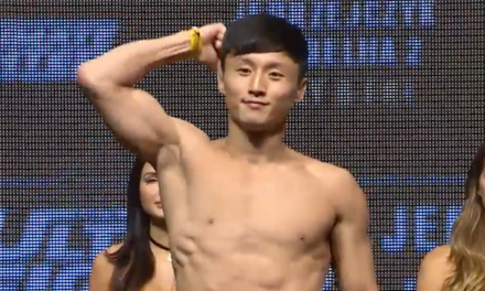 UFC on FOX 24: Doo Ho Choi protiv Renan Barao-a!