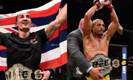 UFC potvrdio borbu između Jose Alda i Max Hollawaya za UFC212!