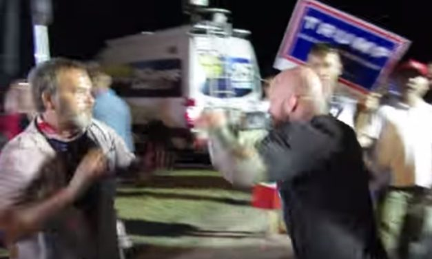 Jeff Monson se potukao sa pristalicama Donalda Trumpa (VIDEO)
