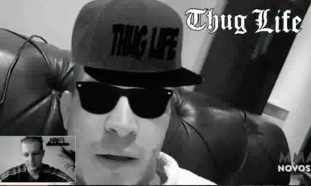 "Vaso Bakočević u ""Thug Life"" fazonu!  (VIDEO)"