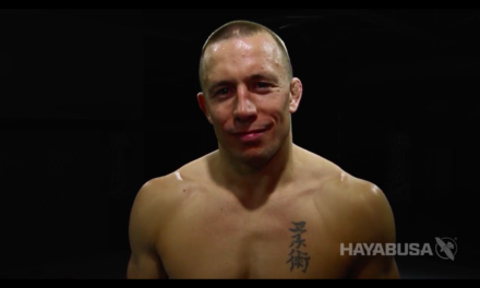 "Georges St-Pierre: ""Zvanično je, vratio sam se!"" (VIDEO)"