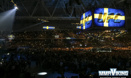 Alexander Gustafsson: Fanovi su ti koji grade MMA!