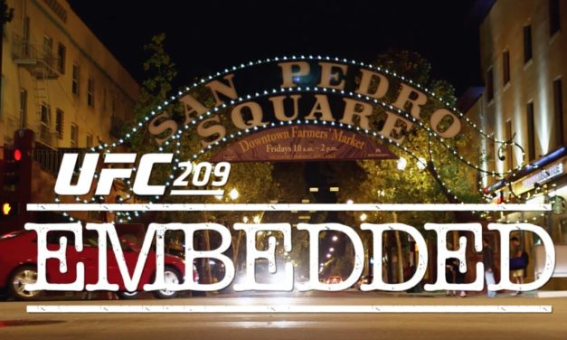 UFC 209 EMBEDDED: DRUGI DEO! (VIDEO)