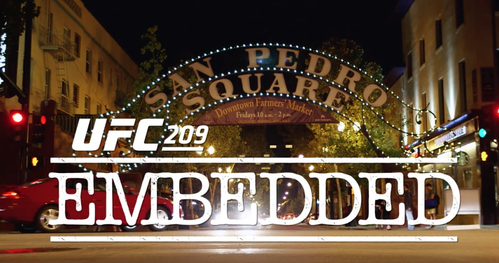 UFC 209 Embedded: prvi deo! (VIDEO)