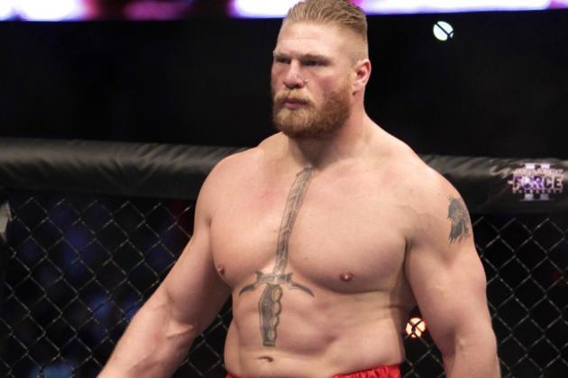 Da li vas iznenadilo što je UFC dao otkaz Brock Lesnaru?
