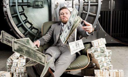 """Conor McGregor će se boriti sa Woodleyem, St-Pierreom i Silvom ali za """"pravu sumu para""""!"""