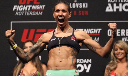 Pogledajte kako je Germaine de Randamie nokautirala muškog protivnika! (VIDEO)