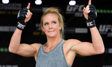 """Warrior Code"" sa Holly Holm (VIDEO)"