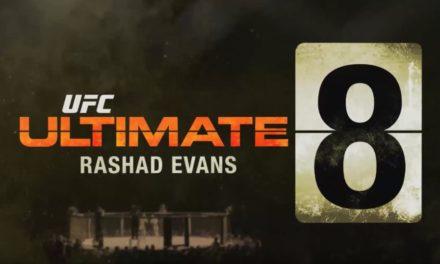 """""""Ultimate 8"""" uoči UFC209 sa Rashad Evansom! (VIDEO)"""