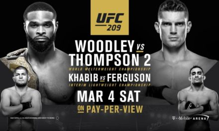 UFC 209 Countdown: Tyron Woodley vs Stephen Thompson 2 (VIDEO)