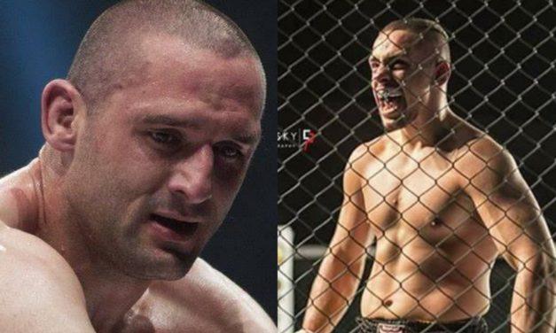 Sada je i zvanično Ivan Gluhak protiv Borče Talevskog!