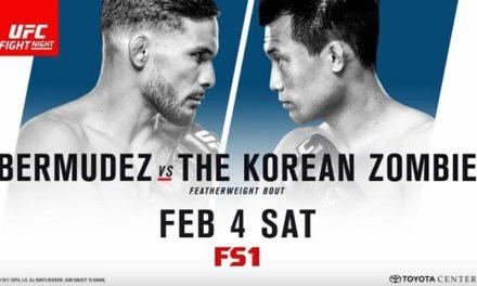 """Merenje za """"UFC Fight Night 104"""" (VIDEO)"""