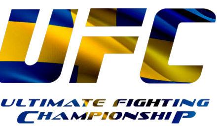Glasine! UFC se vraća u Švedsku!