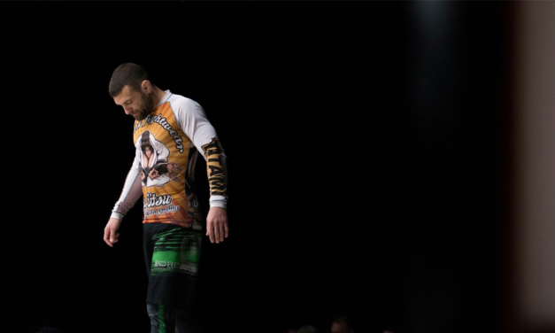 Intervju sa Aleksandrem Rajačićem oko povratničke MMA borbe! (VIDEO)
