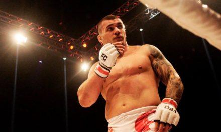 Darko Stošić: Svakako bi se pre ili kasnije voleo oprobati u UFC-u!