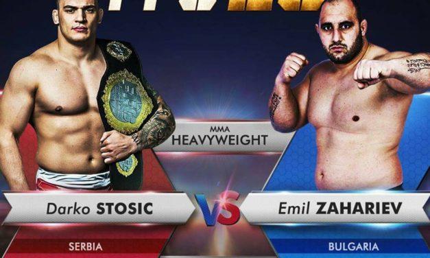 Pogledajte čitavu borbu Darka Stošića i Zaharieva sa FFC28! (VIDEO)