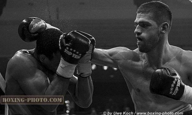 Nenad Pagonis pobedio svoju petu boks borbu!