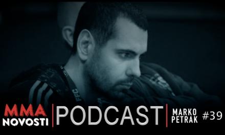 MMANovosti- Podcast #39 – Marko Petrak i Zlatko Ostrogonac – UFC209. FFC, KSW…