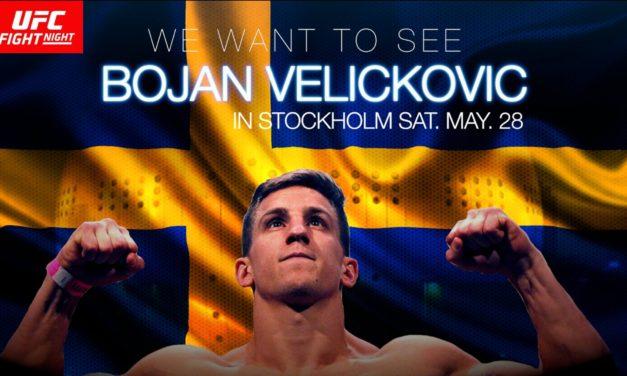Saznajte ko je Veličkovićev protivnik u Štokholmu!