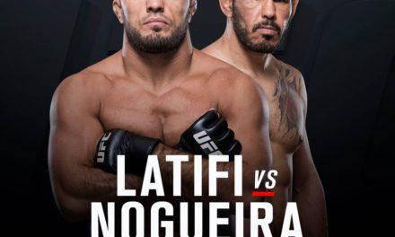 "Ilir Latifi protiv protiv Antônio ""Lil Nog"" Nogueire!"