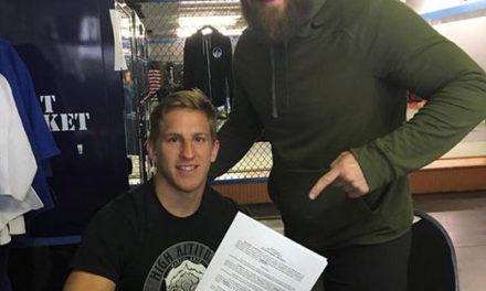 Bojan Veličković: Ugovor za novu borbu u UFC-u je potpisan!