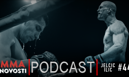 MMANovosti- Podcast #44 – Jelčić, Ilić i Ostrogonac- UFC London, prognoze UFC210…