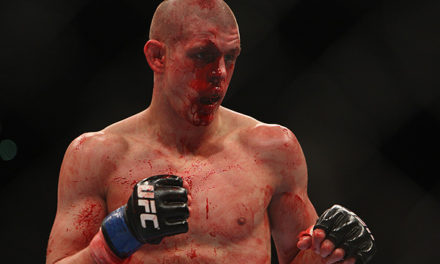 Joe Lauzon protiv Stevie Ray UFC Fight Night 108!