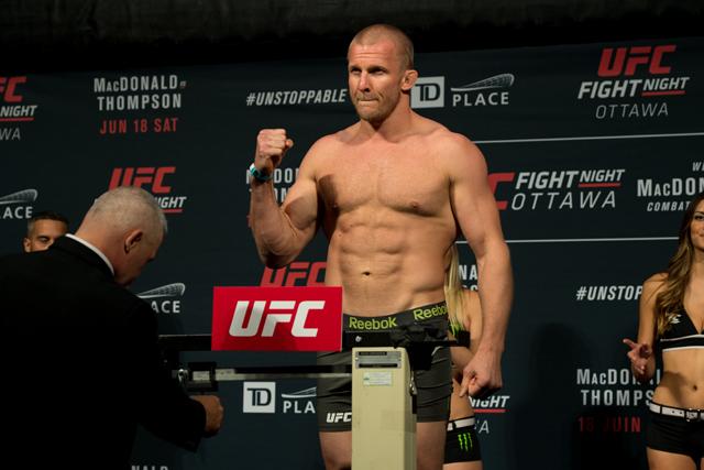 "Misha Cirkunov protiv Volkan Oezdemira na ""UFC Fight Night 109"" u Štokholmu!"
