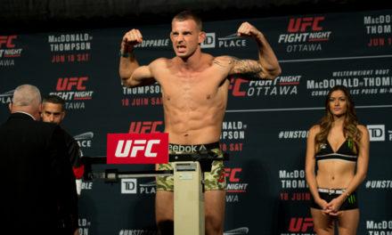 Krzysztof Jotko protiv David Brancha na UFC211!