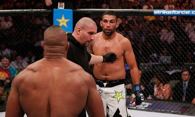 UFC organizira trilogiju između Werduma i Overeema?!