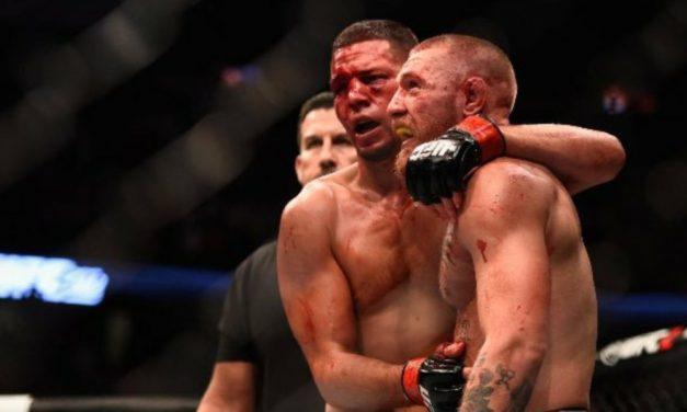 Conor McGregor tajnovitom objavom nagovestio triologiju sa Nate Diazom?!