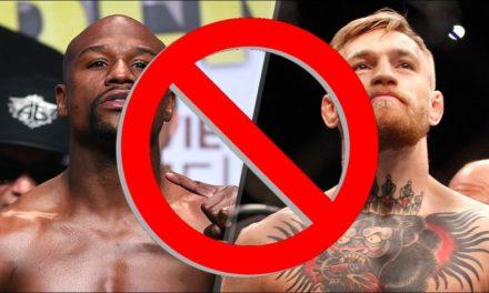 Dana White: Borba između McGregora i Mayweathera je daleko od realizacije!