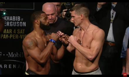 """Pogledajte merenje za publiku """"UFC209""""! (VIDEO)"""