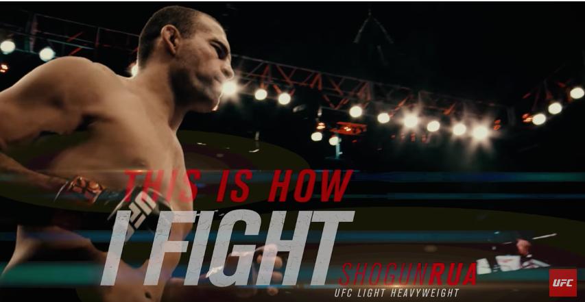 "Pogledajte ""This is How I Fight"" sa Shogun Rua-om! (VIDEO)"