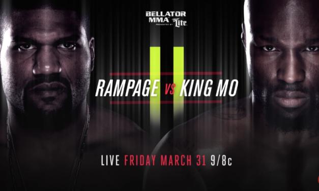 """Video najava za revanš između Rampage Jacksona i Muhammad """"King Mo"""" Lawala! (VIDEO)"""