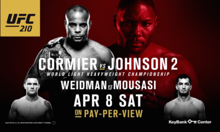 "Pogledajte novu odličnu video najavu za ""UFC 210: Cormier vs Johnson 2"" (VIDEO)"