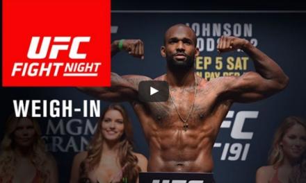 """Pogledajte merenje za publiku za """"UFC Fight Night 107"""" sa početkom u 18:00! (VIDEO)"""