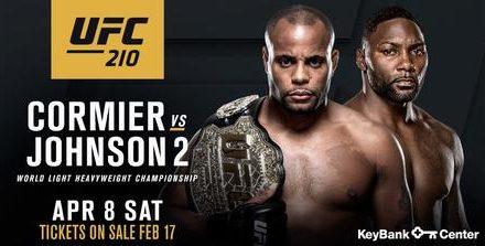 Video najava za UFC210! (VIDEO)
